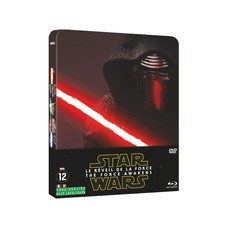 Blu-Ray / DVD Star Wars Episode 7 - The Force Awakens (3-Disc Steelbook Edition)