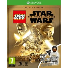 Xbox One LEGO Star Wars: The Force Awakens - Deluxe Edition + Finn Lego Figuur + Season Pass