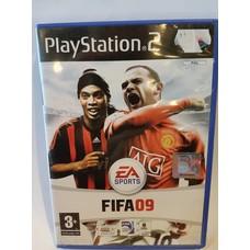 PS2 FIFA 09 (gebruikt)