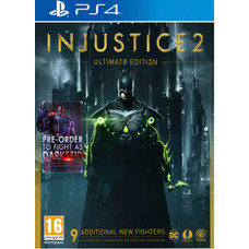 PS4 Injustice 2 (Ultimate Edition)
