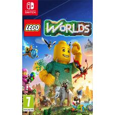Nintendo Switch LEGO Worlds - Volledig NL ondertiteld