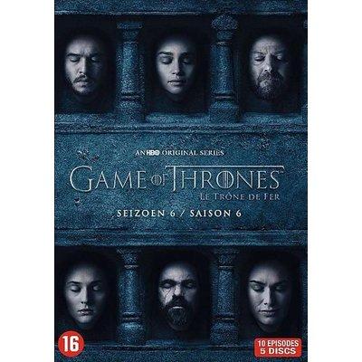 DVD Game Of Thrones - Seizoen 6