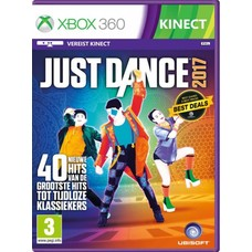 Xbox 360 Just Dance 2017