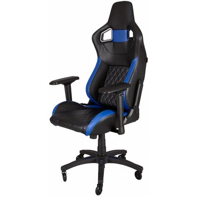 PC Corsair T1 RACE Gaming Chair - Black / Blue
