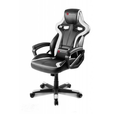 PC Arozzi, Milano Gaming Chair - Wit