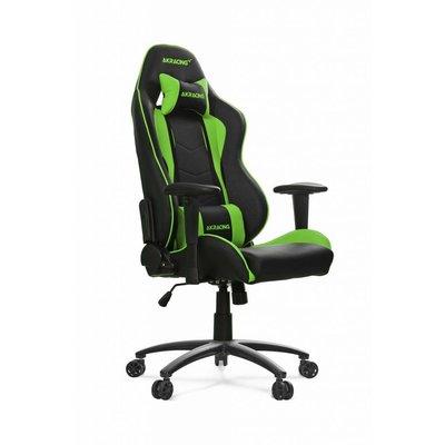 PC AKRACING, Nitro Gaming Chair (Groen)