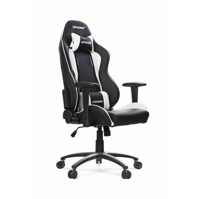PC AKRACING, Nitro Gaming Chair (Wit)