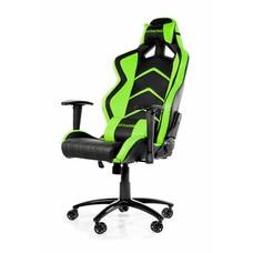 PC AKRACING, Player Gaming Chair (Zwart / Groen)