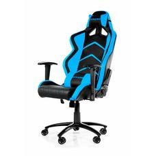 PC AKRACING, Player Gaming Chair (Zwart / Blauw)