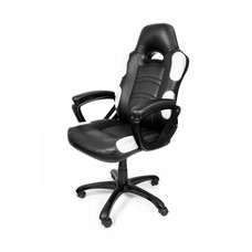 PC Arozzi, Enzo Gaming Chair (Wit)