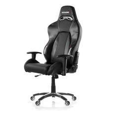 PC AKRACING, Premium Gaming Chair V2 (Carbon Black Edition)