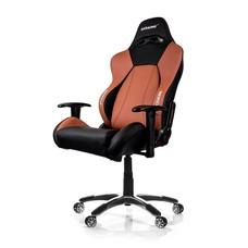 PC AKRACING, Premium Gaming Chair (Zwart / Bruin)