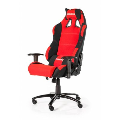 PC AKRACING, Prime Gaming Chair (Zwart / Rood)