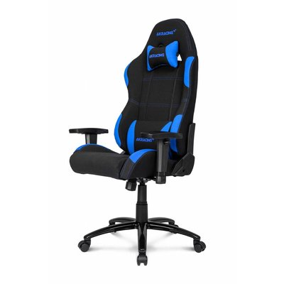 PC AKRACING, Gaming Chair (Zwart / Blauw)