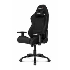 PC AKRACING, Gaming Chair (Zwart / Zwart)