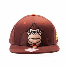 Merchandise Nintendo - Donkey Kong Snapback / Pet (Bruin)