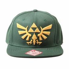 Merchandise Nintendo - Zelda Embroided Gold Logo Snapback (Goen)