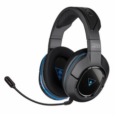PS4 Turtle Beach, Ear Force Stealth 400 Premium Fully Wireless Gaming Headset ( / PS3 / Mobile)