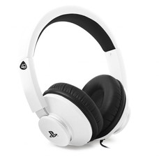PS4 4Gamers PRO4-60WHT Stereo Gaming Headset (Wit)