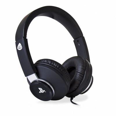 PS4 4Gamers PRO4-60 Stereo Gaming Headset (Zwart)