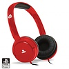PS4 4Gamers PRO4-15 Stereo Gaming Headset (Rood)