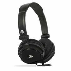 PS4 4Gamers PRO4-10 Stereo Gaming Headset (Zwart)