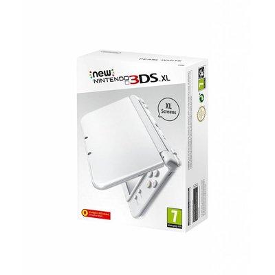 3DS New Nintendo  XL, Console (Pearl White)
