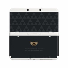 3DS New 3DS Coverplate Zelda 3DS Triforce
