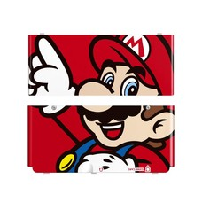 3DS New 3DS Coverplate Mario Pop