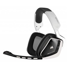 PC Corsair Gaming, Void Wireless RGB Dolby 7.1 Gaming Headset, White