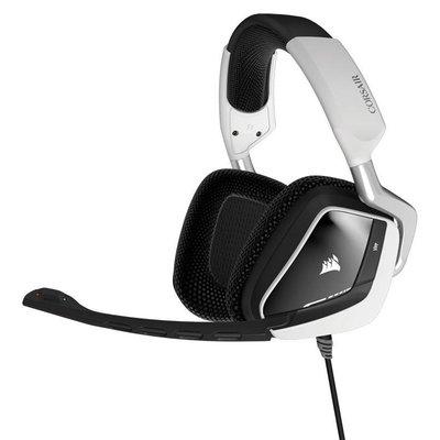 PC Corsair Gaming - Void USB Dolby 7.1 Gaming Headset RGB - White