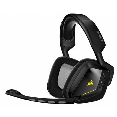 PC Corsair Gaming - Void Wireless 7.1 Gaming Headset RGB