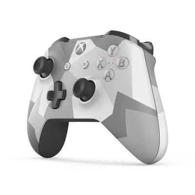 Xbox One Draadloze Controller - Winter Forces