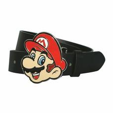 Merchandise Nintendo - Mario Face Buckle with Strap - Riem - Maat L