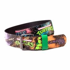 Merchandise Ninja Turtles - Ninja Turtles Graffiti Bedrukte Riem - Maat M