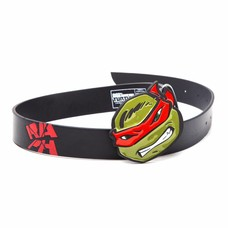 Merchandise Ninja Turtles - Raphael Rood Buckle Riem - 85 cm