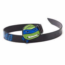 Merchandise Ninja Turtles - Leonardo Blauwe Buckle Riem - 85 cm