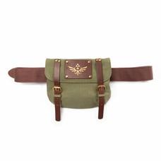 Merchandise Nintendo - Brown Zelda Belt with Satchel