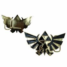 Merchandise Nintendo - Zelda Gold Logo Buckle - Riem