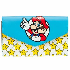 Merchandise Nintendo - Mario + Stars - Envelop Portemonnee