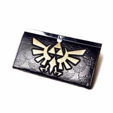 Merchandise Nintendo - Zelda Golden Logo Girls Wallet (Black)