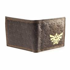 Merchandise Nintendo - Zelda Embossed - Bifold Portemonnee - Gouden Folie Logo