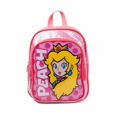 Merchandise Nintendo - Princess Peach Kids Backpack - Rugzak - Roze