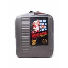 Merchandise Nintendo - NES Cartridge 3D Shaped Backpack - Rugzak - Grijs