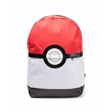 Merchandise Pokemon - Pokeball Backpack - Rugzak - Rood