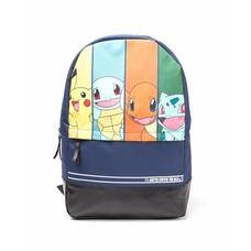 Merchandise Pokemon - Starting Characters Backpack - Rugzak