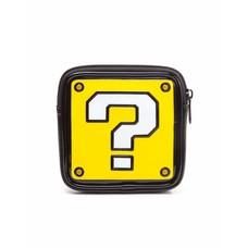 Merchandise Nintendo - Question Mark Shaped Coin Pouch / Muntzakje - Geel