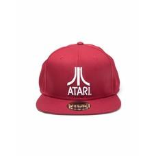 Merchandise Atari - Classic Logo - Pet - Snapback - Rood