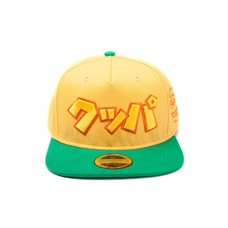 Merchandise Nintendo - Japanese Bowser - Pet - Snapback - Geel