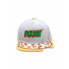 Merchandise Teenage Mutant Ninja Turtle - Pizza - Pet - Snapback with Cut Out